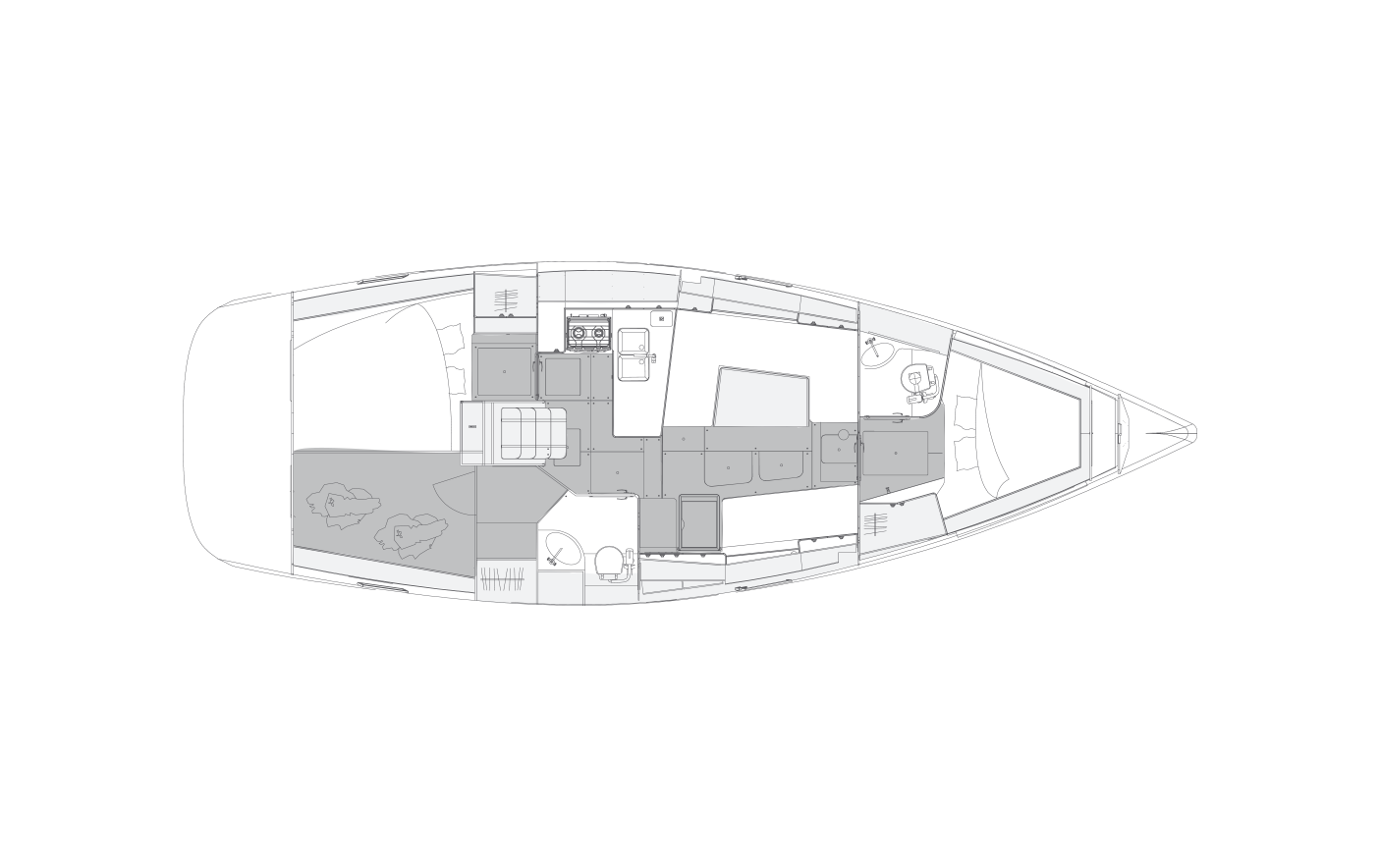 i40.1 - 2 cabins & 2 heads