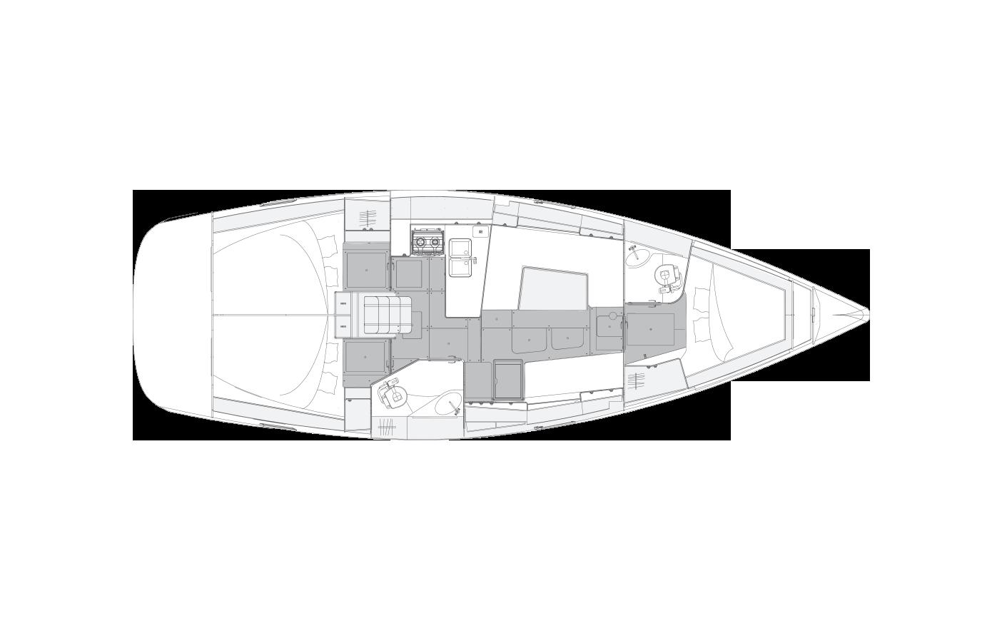 i40.1 - 3 cabins & 2 heads